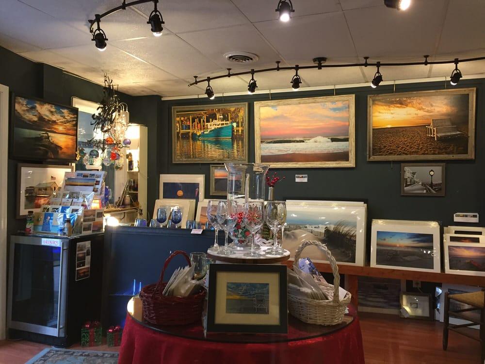 Bethany Fine Arts Gallery: 100 Garfield Pkwy, Bethany Beach, DE