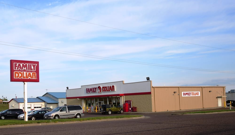 Family Dollar Store - 7295: 200 Western Blvd, Turtle Lake, WI