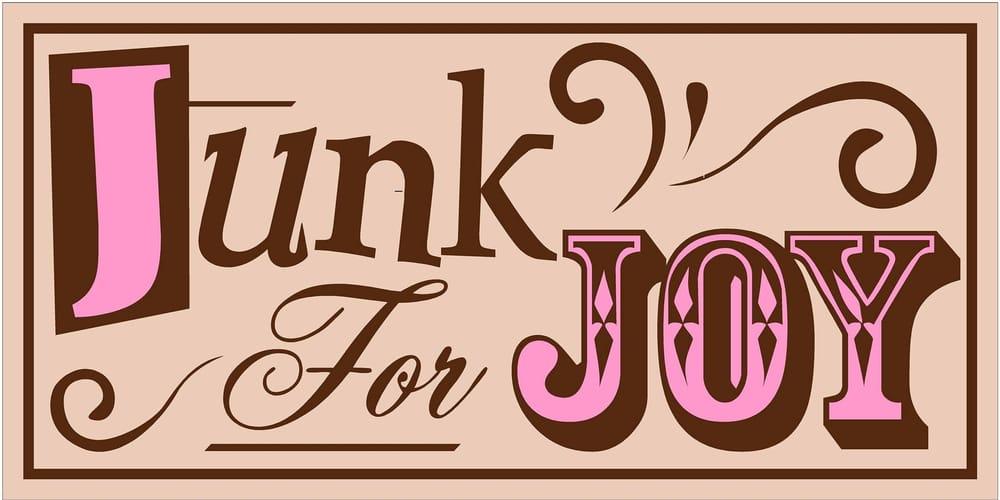 Junk For Joy