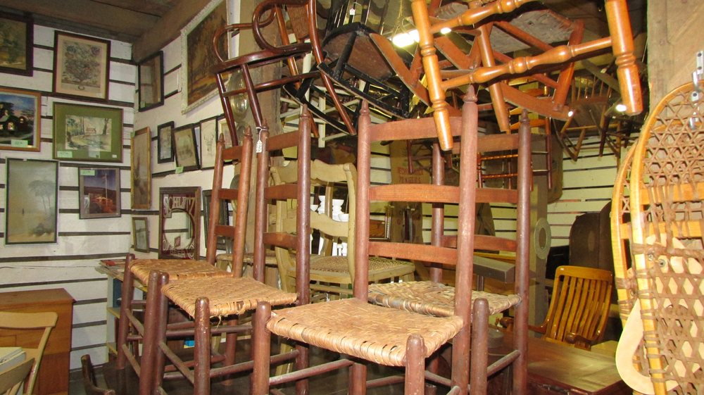 Potato Barn Antiques: 960 Lancasater Rd Rte 3, Northumberland, NH