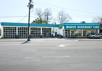 Mavis Discount Tire: 413 Rte 23, Franklin, NJ