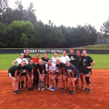 Photo of Blessed Trinity High School - Roswell, GA, United States. BT  softball