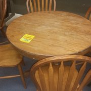 ... Photo Of Upscale Consignment Furniture   Sacramento, CA, United States.  Table, Round