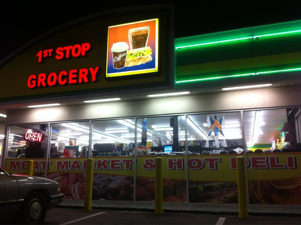 1st Stop Grocery: 14113 US 98 Bypass, Dade City, FL