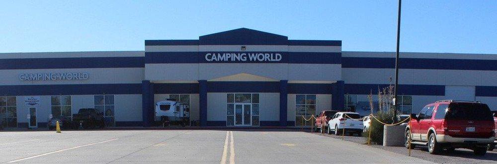 Camping World - Anthony: 8805 N Desert Blvd, Anthony, TX