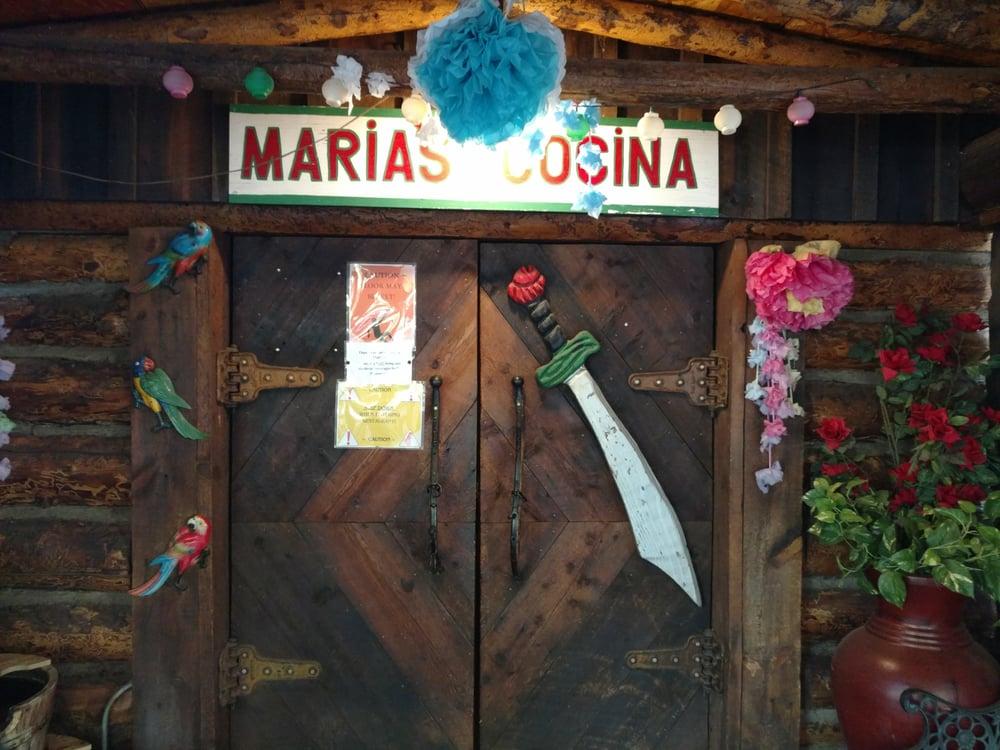 Maria's Cocina: 1419 E 200th N, Beaver, UT