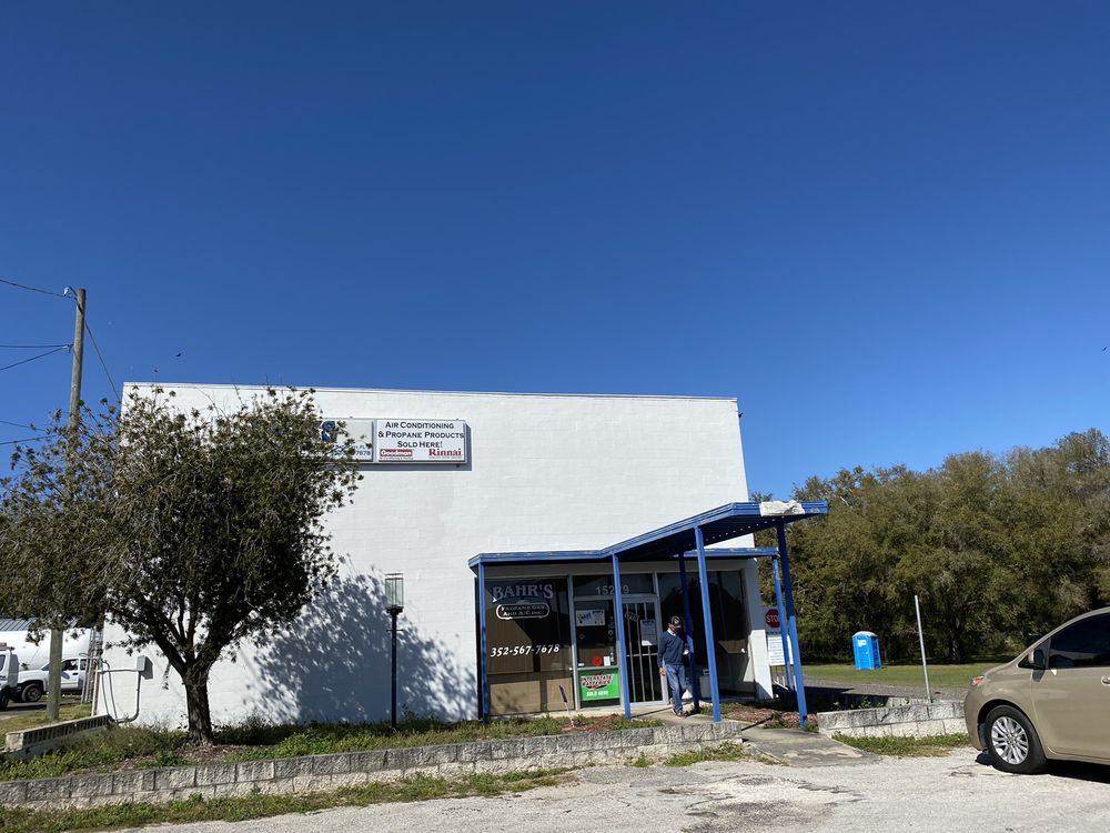 Bahr's Propane Gas & A/C: 15229 US Hwy 301, Dade City, FL
