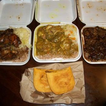 Photo Of G G Caribbean Restaurant Tallahassee Fl United States Brow Stew Chicken