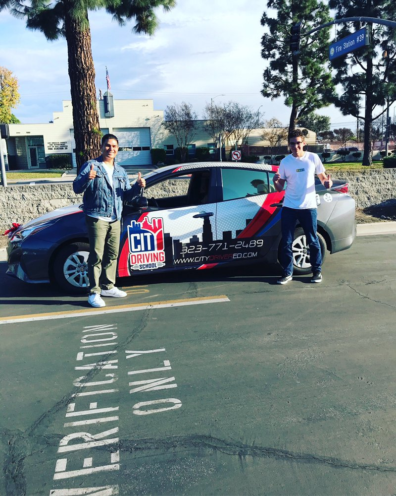 City Driving School: 5077 E Gage Ave, Bell, CA