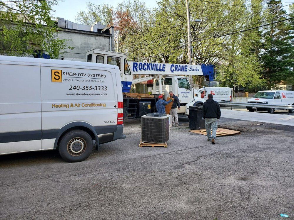 Shem-Tov Systems Heating & Air Conditioning: 604 Ridgewell Way, Silver Spring, MD