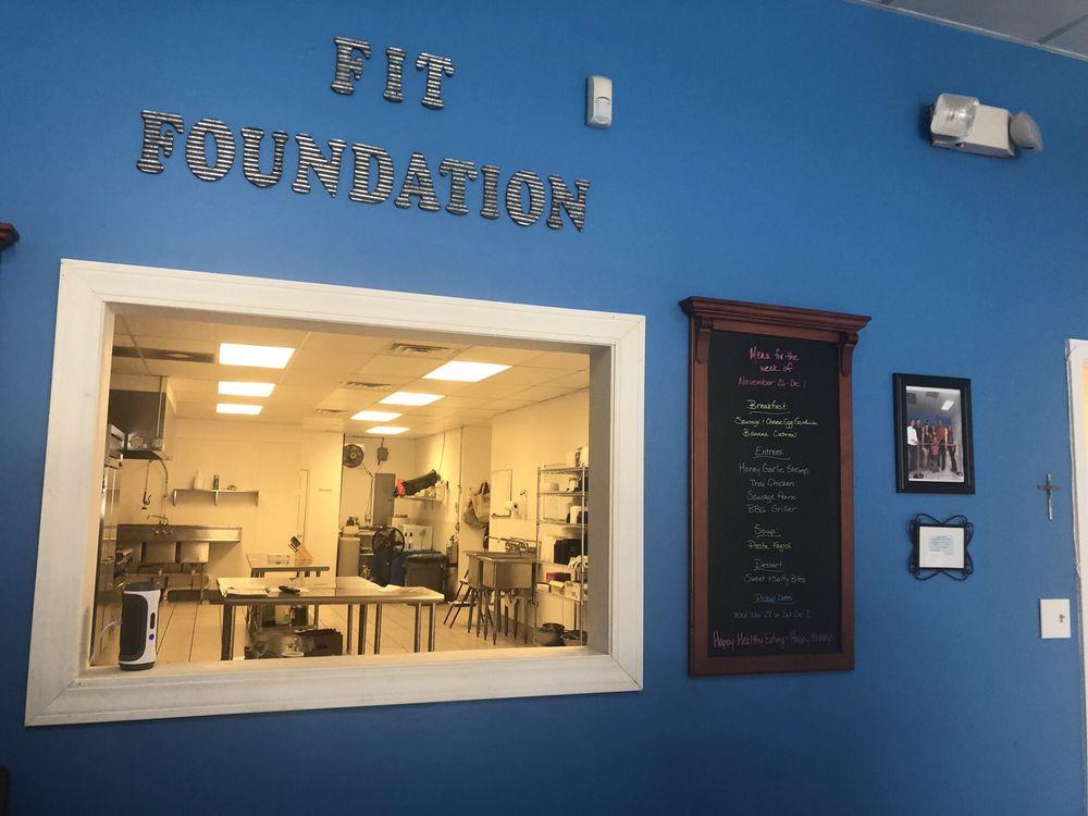 Fit Foundation: 2209A Plainfield Rd, Crest Hill, IL