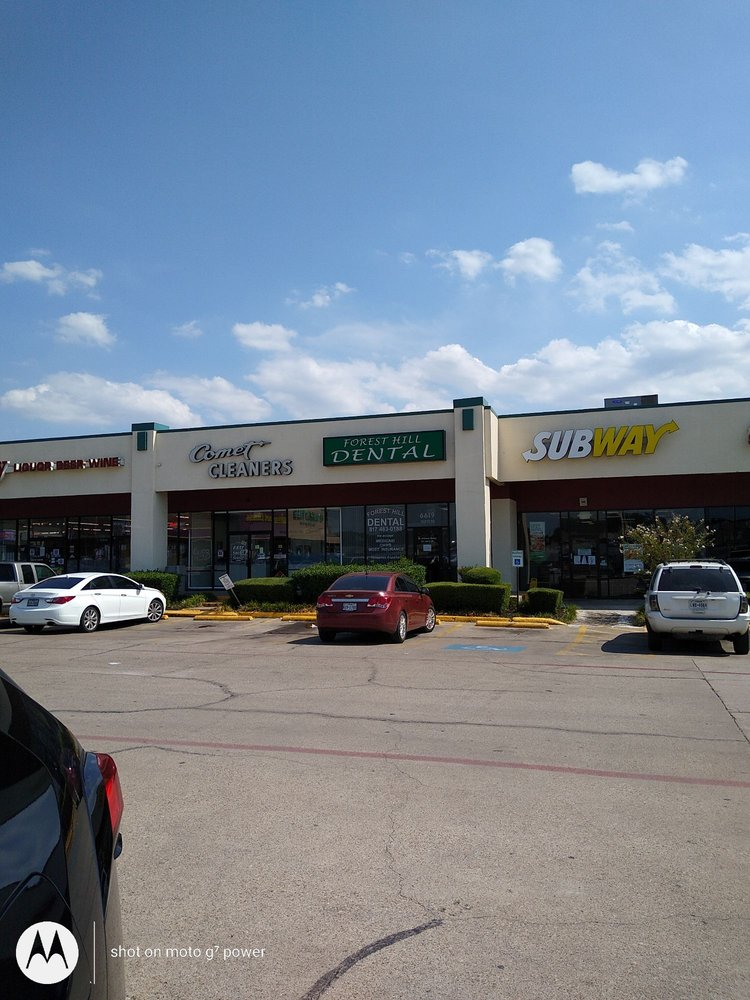 Ah Dentistry of Forest Hill: 6619 Forest Hill Dr, Forest Hill, TX