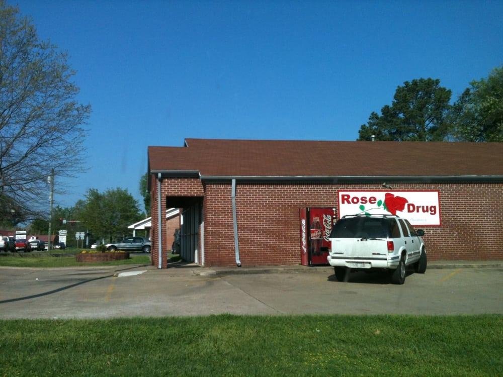 Rose Drug: 211 E Main St, Clarksville, AR