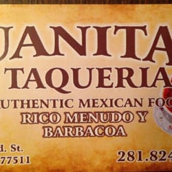Juanita S Mexican Restaurant Alvin