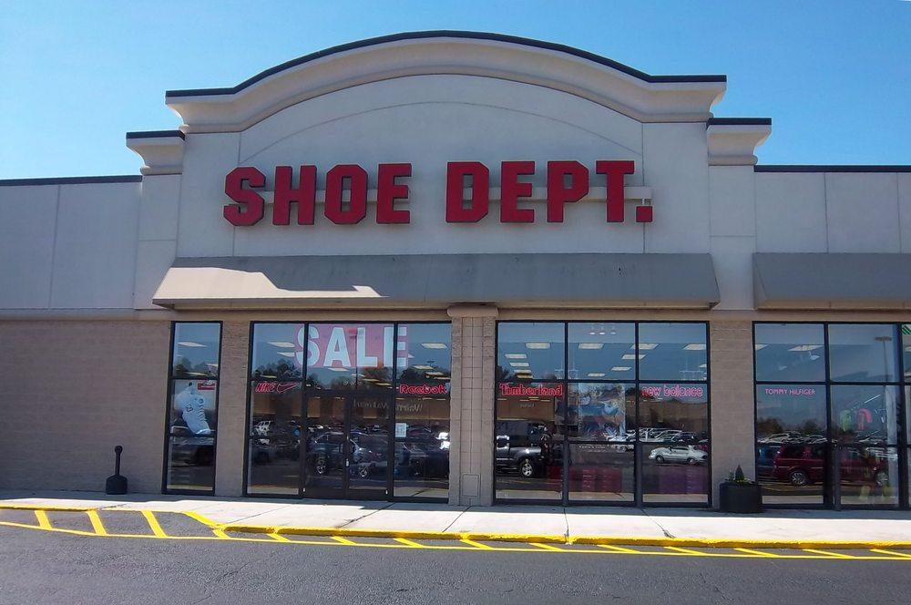 Shoe Dept.: 1130 E Stuart Dr, Galax, VA