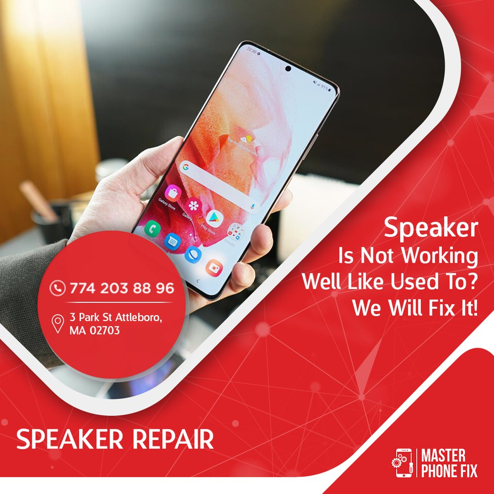 Master Phone Fix: 3 Park St, Attleboro, MA