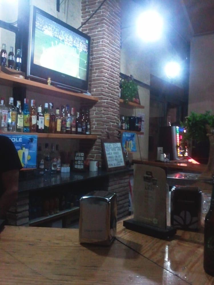 Terraza Jardin El Cepo Sports Bars Plaza Entrevias 6
