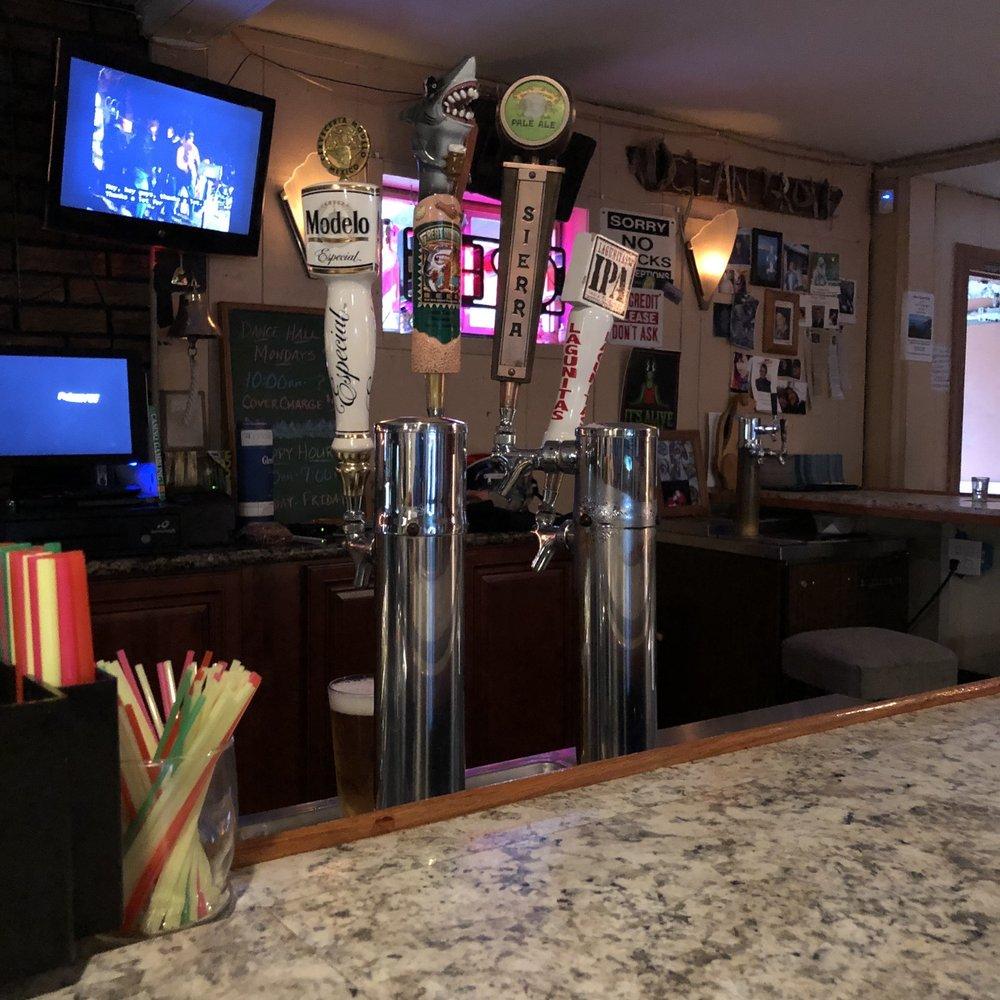 Ocean Grove Lounge: 480 Patricks Point Dr, Trinidad, CA