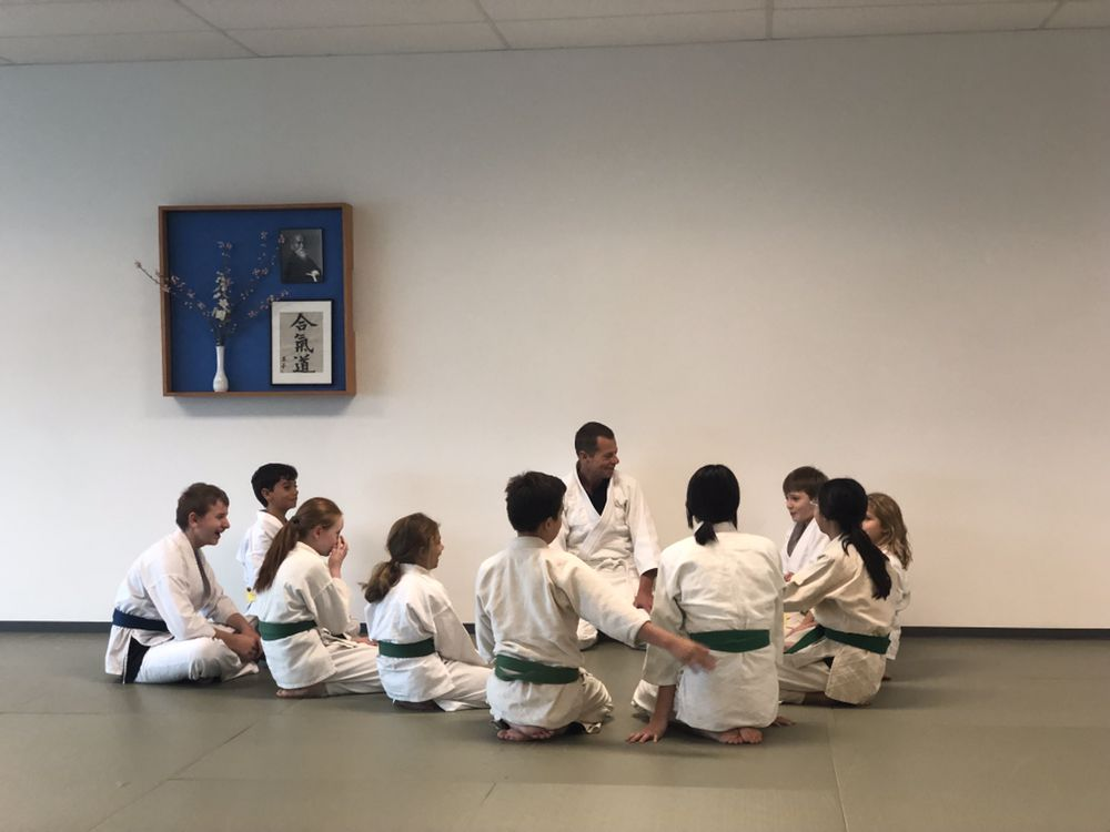 Potomac Aikikai: 21580 Atlantic Blvd, Sterling, VA