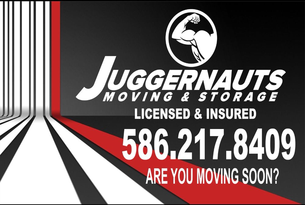 Juggernauts Moving & Storage: 18850 Masonic Blvd, Roseville, MI