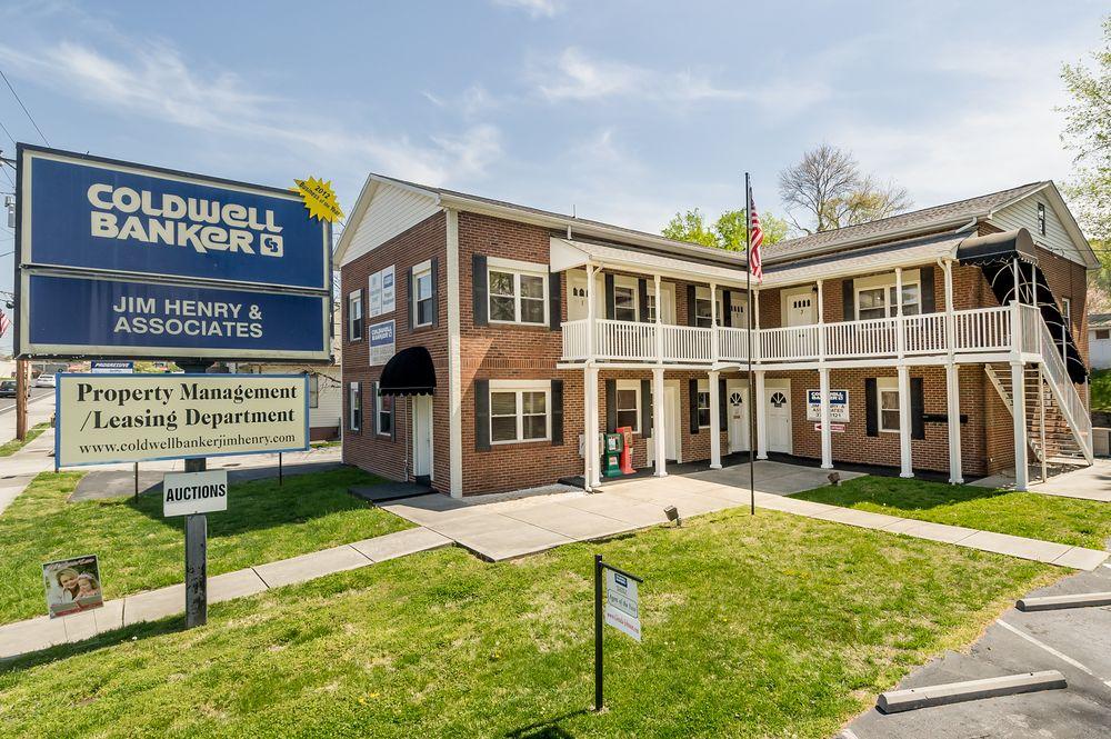 James Henry  - Coldwell Banker Jim Henry & Associates: 410 North Kentucky St, Kingston, TN