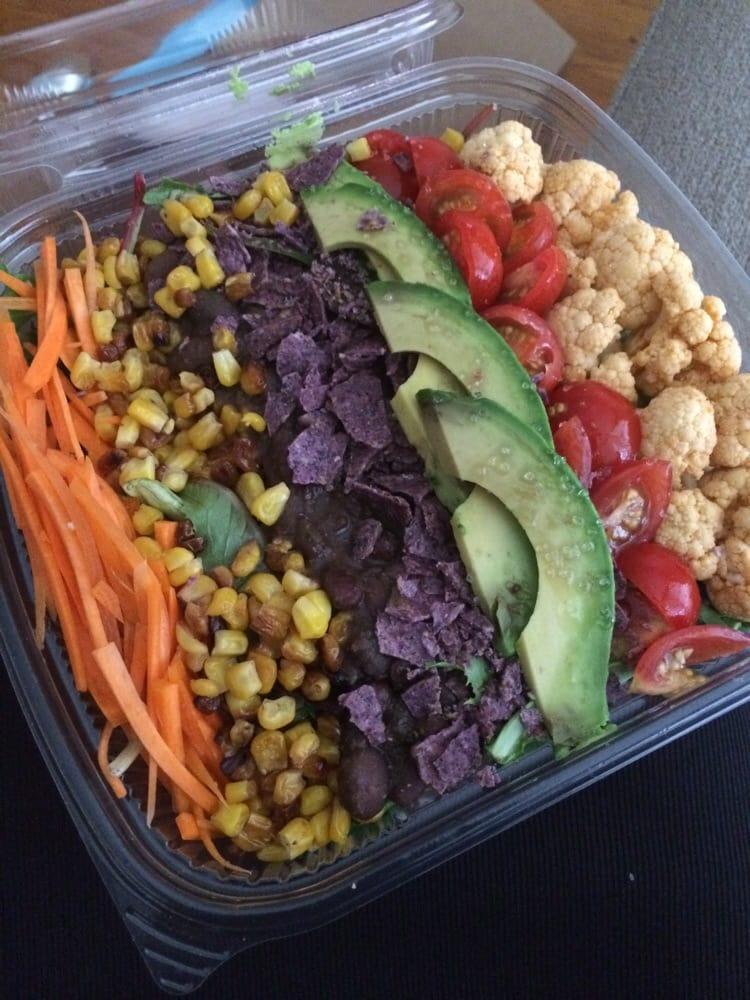Bbq Cauliflower Salad Awesome Yelp