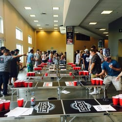 Photo Of Town Toyota Center   Wenatchee, WA, United States. Largest BEER  PONG
