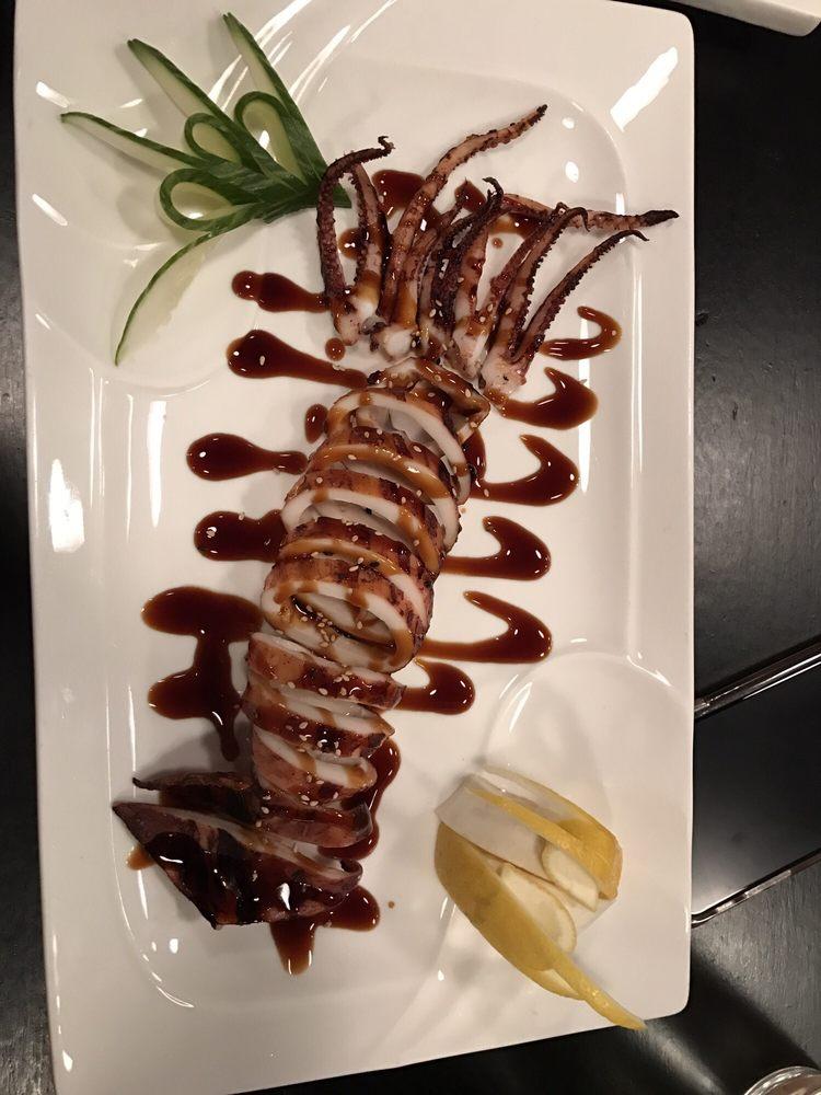 Sakura Japanese Restaurant: 910 Main St, Winchester, MA