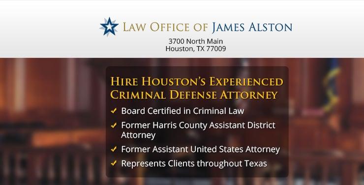Law Office of James Alston: 3700 N Main, Houston, TX