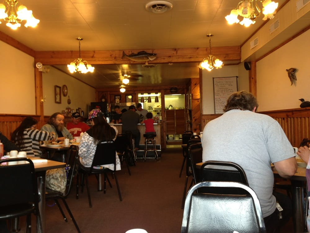 Bonnie's Diner: 126 S Lake Ave, Phillips, WI