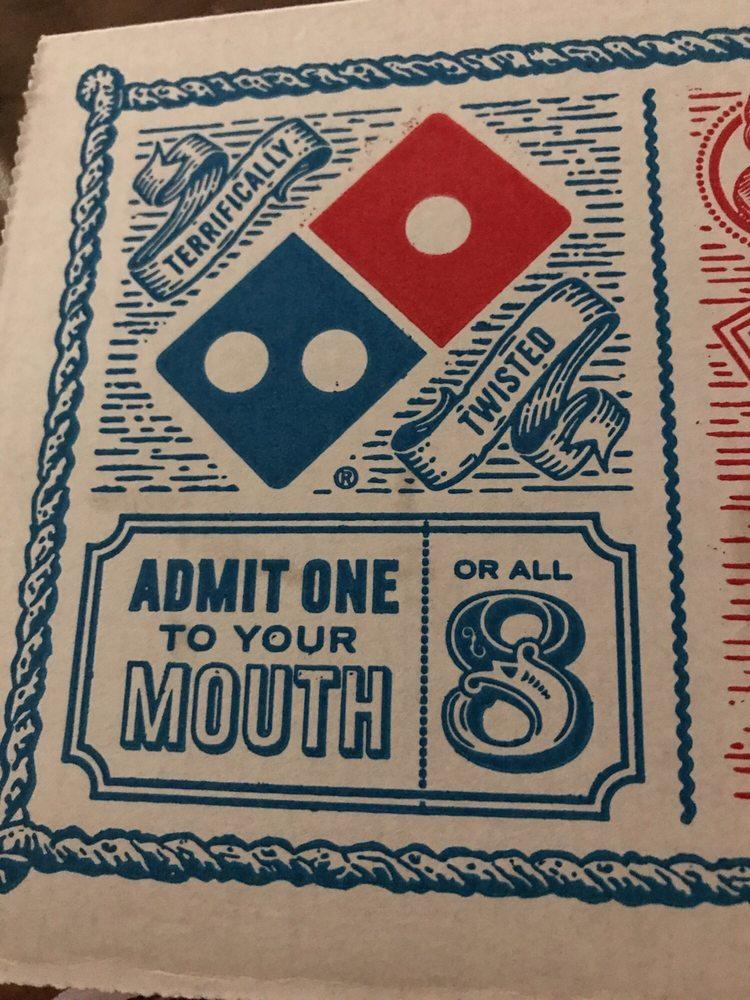 Domino's Pizza: 1332 E Oak St, Arcadia, FL