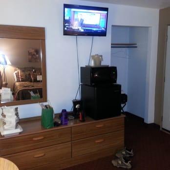 photo of motel raine valentine ne united states television coffee maker - Niobrara Lodge Valentine Ne