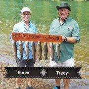 Papa Bill's White River Trout Guide Service - 17 Photos