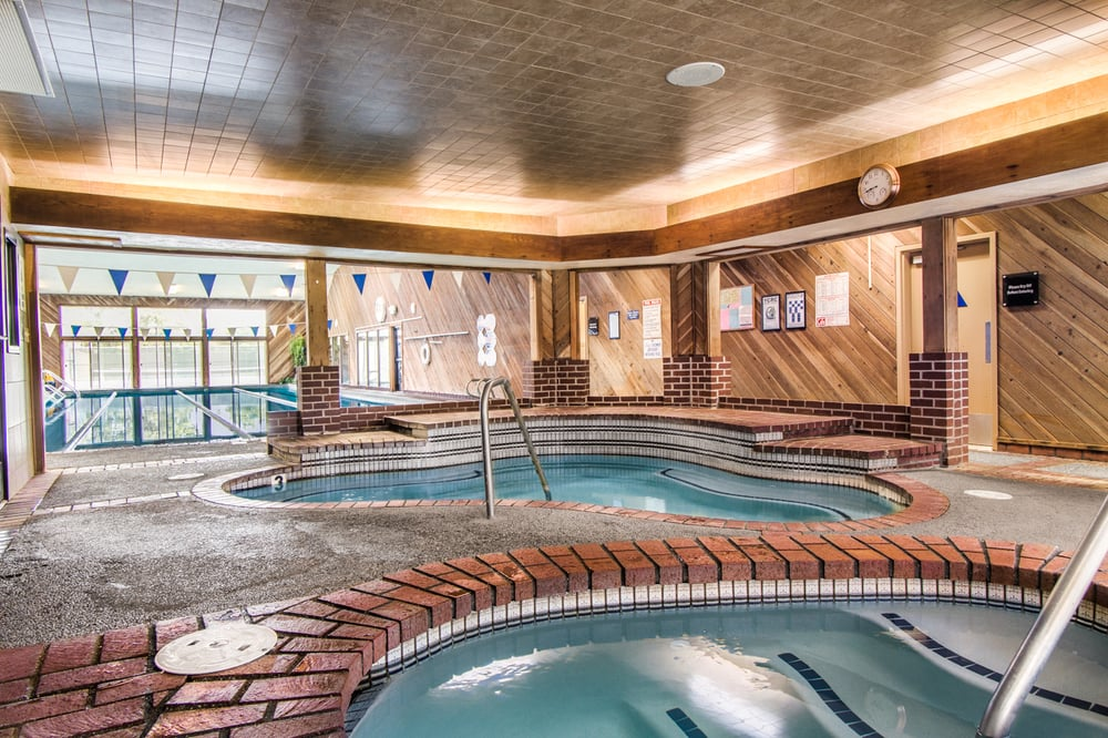 Indoor spa and cold plunge yelp for Pool builders yuba city