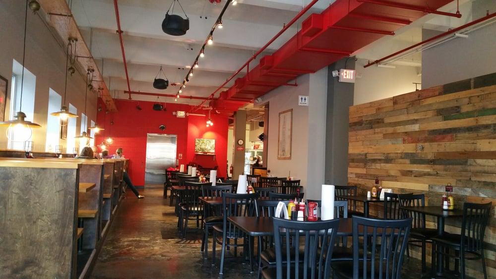 The City Restaurant Winston Salem