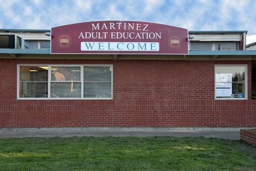 adult education martinez