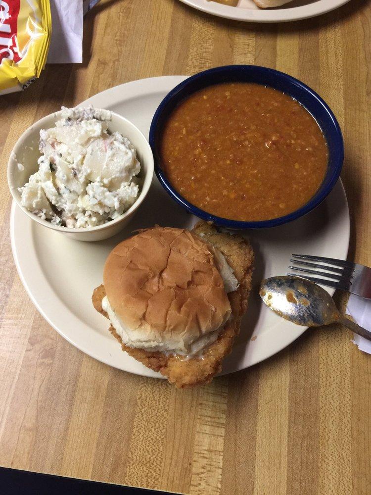 Zeb's BBQ: 5742 US 29, Danielsville, GA