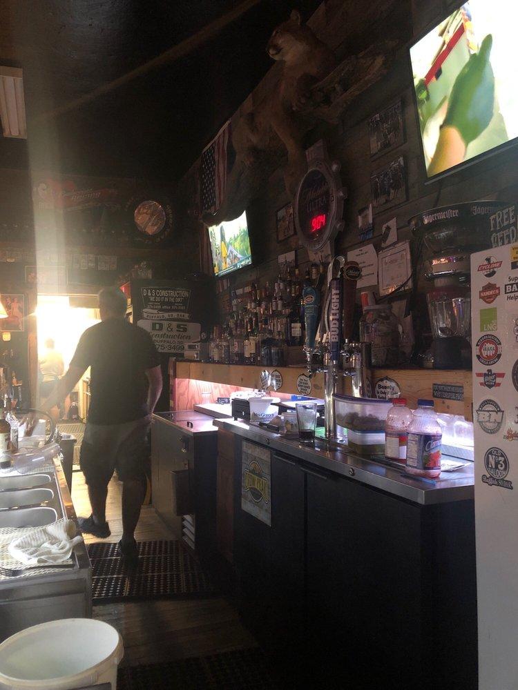 No 3 Saloon: Buffalo, SD