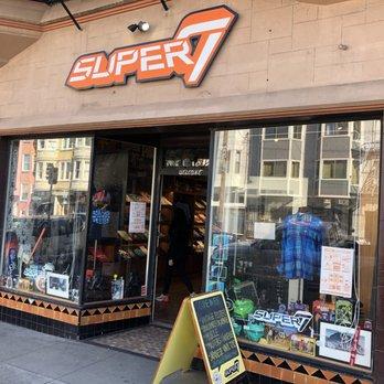 Super7 - 3253 16th St, Mission, San Francisco, CA - 2019 All You