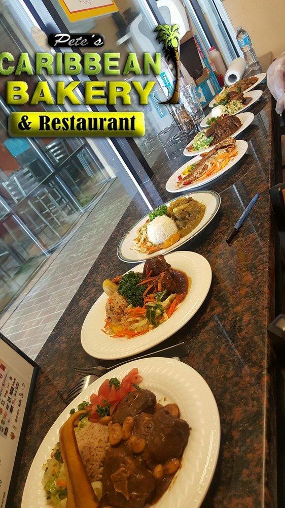 Pete's Caribbean Bakery & Restaurant: 1117 McDonough Pl, McDonough, GA