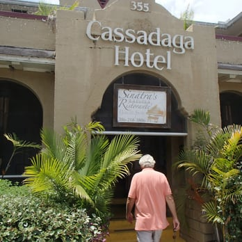 photo of cassadaga hotel cassadaga fl united states front - Cassadaga Halloween