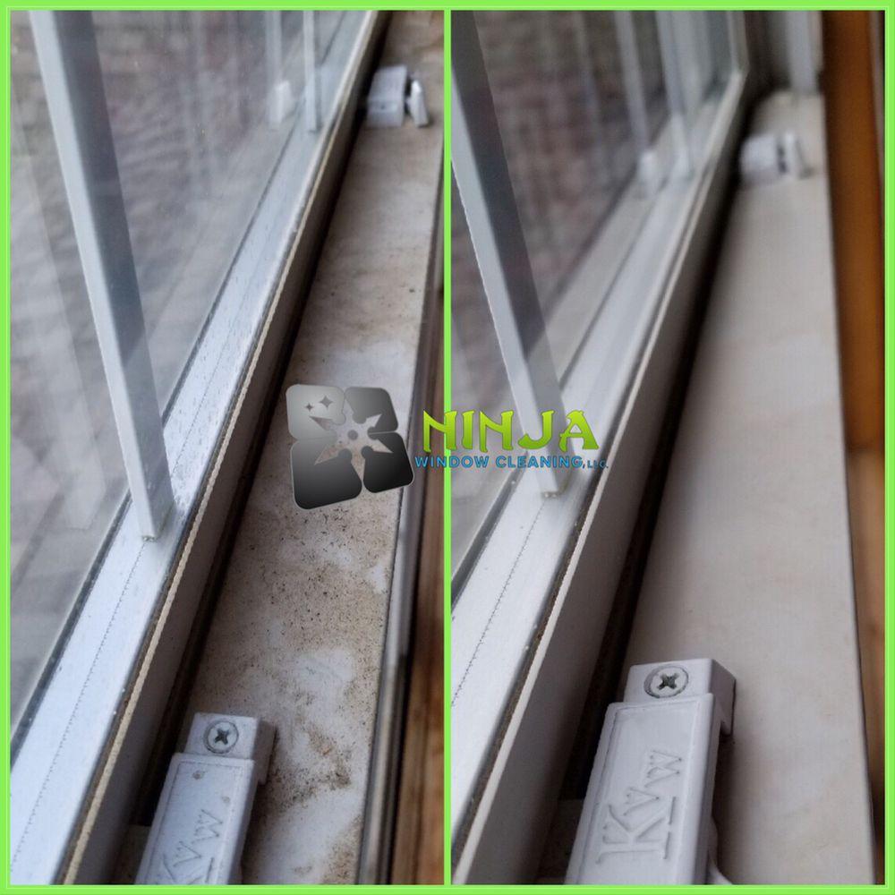 Ninja Window Cleaning: Lawrence, KS