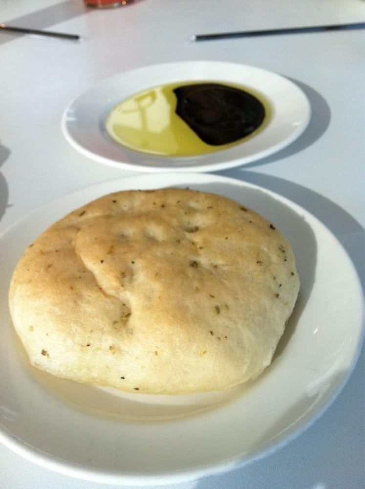 Free Focaccia W Olive Oil Balsamic Vinegar Yelp