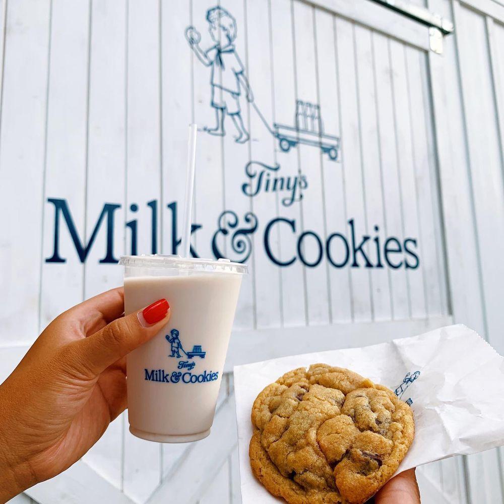 Tiny's Milk and Cookies Austin