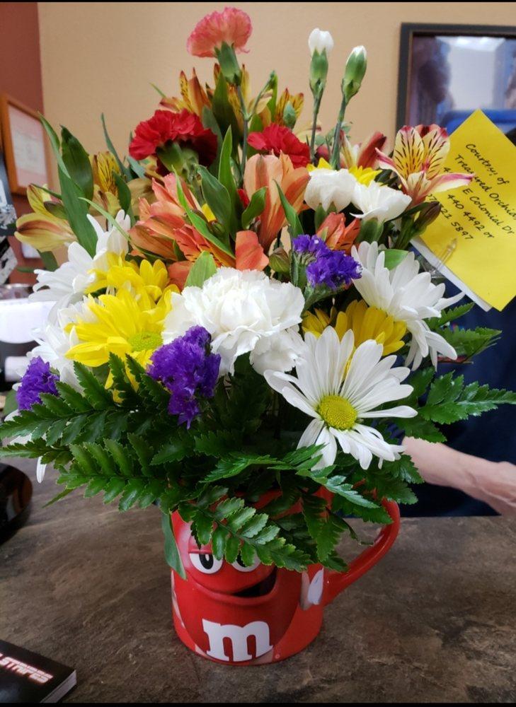 Treasured Orchids & Gifts: 4917 E Colonial Dr, Orlando, FL
