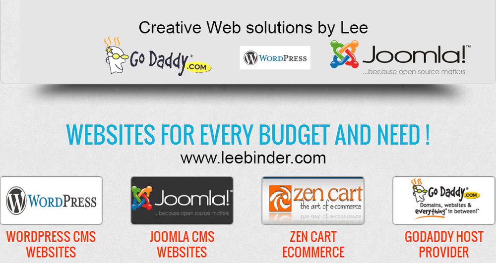 Creative Websites By Lee: Highspire, PA