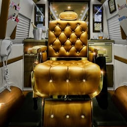 Photo Of Luxury Mobile Barber Shop   Beverly Hills, CA, United States. This