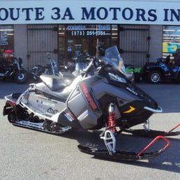 Photo of Route 3A Motors - North Chelmsford, MA, United States. Polaris Snowmobile