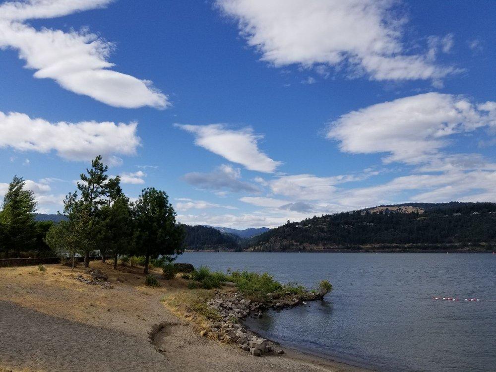 Hood River Waterfront Park: 400 N Portway St, Hood River, OR