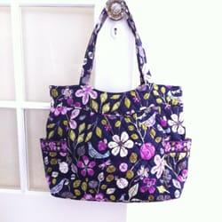 Vera Bradley - 13 Photos & 23 Reviews - Accessories - 356 Santana ... : quilted bags like vera bradley - Adamdwight.com